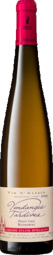 Blosenberg Pinot Gris 2009
